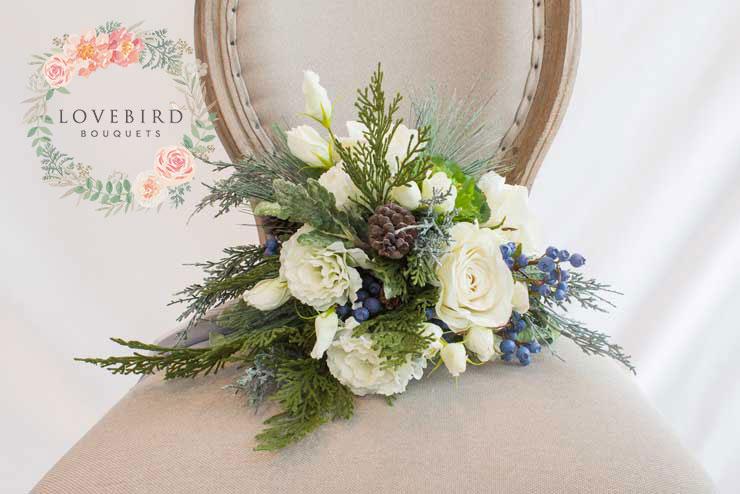 Lovebird Bouquets